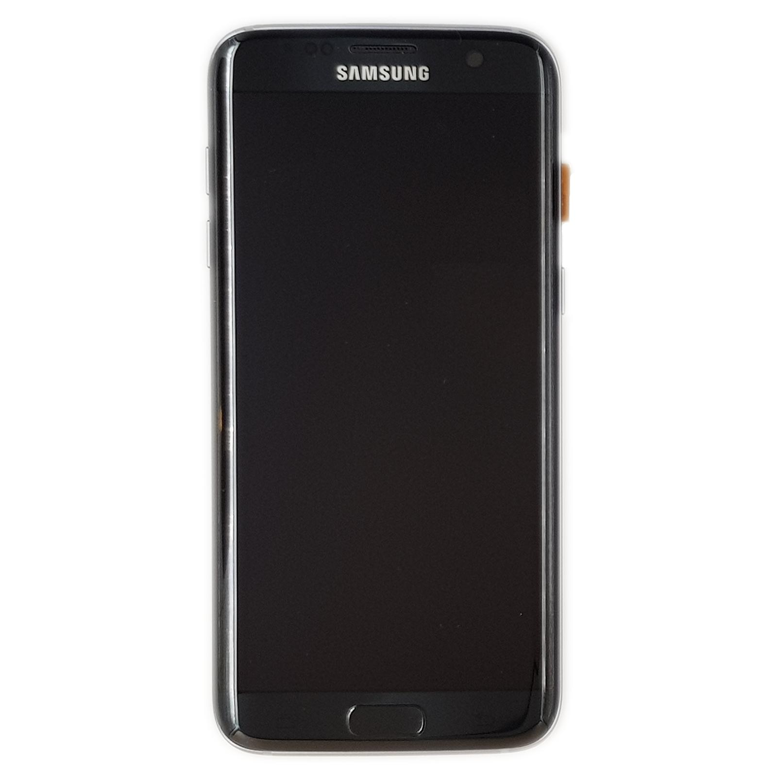 Samsung S7 Bildschirm Schwarz